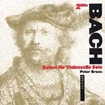 Bach: Six Suites for Solo Cello,BWV1007-1012 (CD)