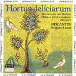 Hortus Deliciarum - 12th Century Gregorian Chant (CD)