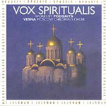 Podgaits - Vox Sprituals (CD)