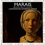 Marais; Rebel: Trios and Sonatas (CD)