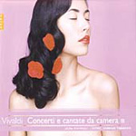 Vivaldi: Concerti and Cantate de camera (CD)