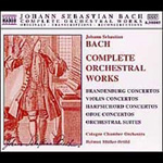 Bach: Complete Orchestral Works (CD)