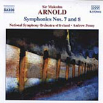 Arnold: Symphonies Nos. 7 and 8 (CD)