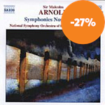 Produktbilde for Arnold: Symphonies Nos. 7 and 8 (CD)