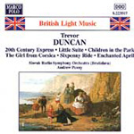 Duncan: Orchestral Works (CD)