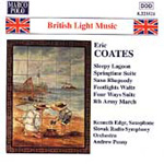 Coates: Orchestral Works, Volume 3 (CD)