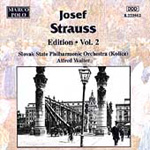 Josef Strauss Edition, Vol. 2 (CD)