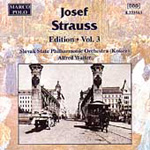 Josef Strauss Edition, Vol. 3 (CD)
