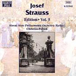 Josef Strauss Edition, Vol. 5 (CD)