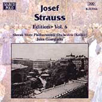 Josef Strauss Edition, Vol. 6 (CD)