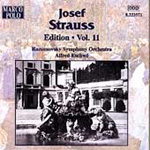 Josef Strauss Edition, Vol.11 (CD)