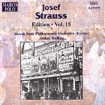 Josef Strauss Edition, Vol 15 (CD)