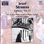 Josef Strauss Edition, Vol 17 (CD)