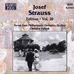 Strauss, J: Edition, Vol. 20 (CD)