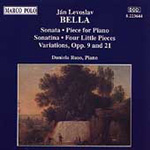 Bella: Piano Works (CD)