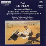Le Flem: Orchestral Works (CD)