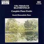 Blumenfeld: Piano Etudes (CD)