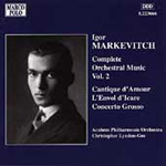 Markevitch: Orchestral Works, Vol. 2 (CD)