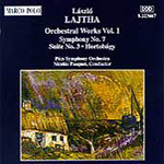 Lajtha: Orchestral Works, Vol. 1 (CD)