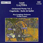 Lajtha: Orchestral Works, Vol. 2 (CD)