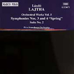 Lajtha: Orchestral Works, Vol. 5 (CD)