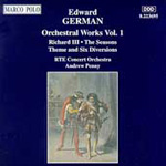 German: Orchestral Works, Volume 1 (CD)