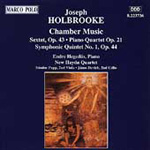 Holbrooke: Chamber Works (CD)