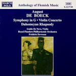 De Boeck: Orchestral Works (CD)