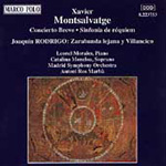 Montsalvatge/Rodrigo: Works (CD)