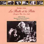 Auric: La Belle at la Bête-film score (CD)