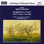 Meulemans: Orchestral Works (CD)