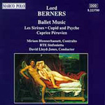 Berners: Ballet Music (CD)
