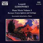 Godowsky - Piano Music, Vol 3 (CD)
