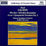 Gilson: Orchestral Works (CD)