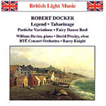Docker: Orchestral Works (CD)