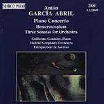 Abril: Orchestral Music (CD)