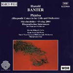 Banter: Works for Piano, Cello and Orchestra (CD)