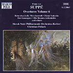 Suppe: Overtures, Vol. 6 (CD)