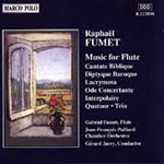 Fumet: Music for Flute (CD)