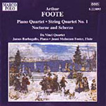 Foote: Chamber Works, Vol. 2 (CD)