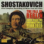 Shostakovich: The Fall of Berlin (CD)