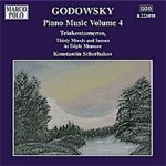Godowsky: Piano Music, Volume 4 (CD)