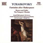 Tchaikovsky: Fantasias after Shakespeare (CD)