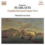 D. Scarlatti: Complete Keyboard Sonatas, Vol 2 (CD)