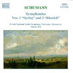 Schumann: Symphonies Nos. 1 and 3 (CD)