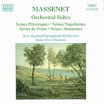 Massenet: Heródiade Orchestral Suites Nos 4-7 (CD)