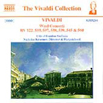 Vivaldi: Wind Concertos (CD)