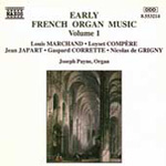 Early French Organ Music, Volume 1 (CD)