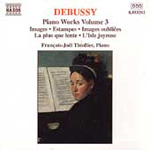 Debussy: Piano Works, Volume 3 (CD)