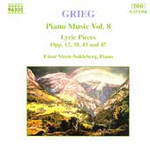Grieg: Piano Works, Vol. 8 (CD)